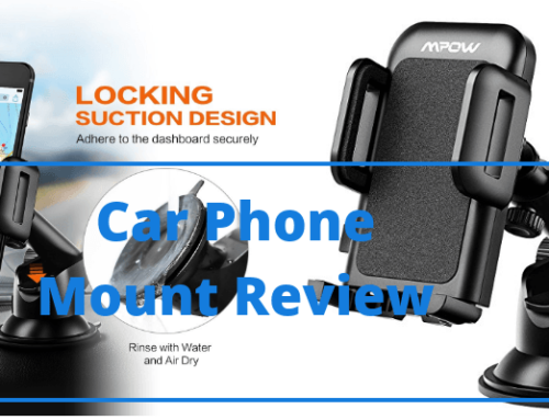 Car Phone Mount Review