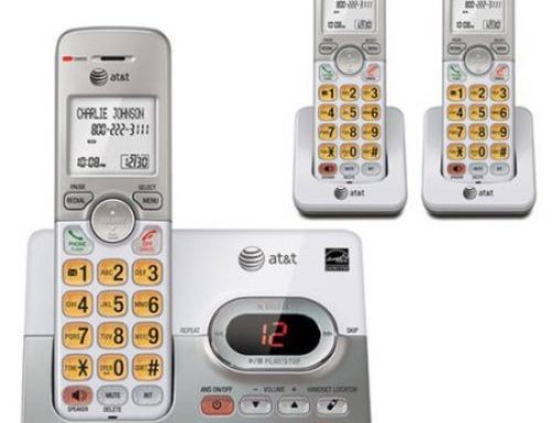At & A Cordless Phones Review
