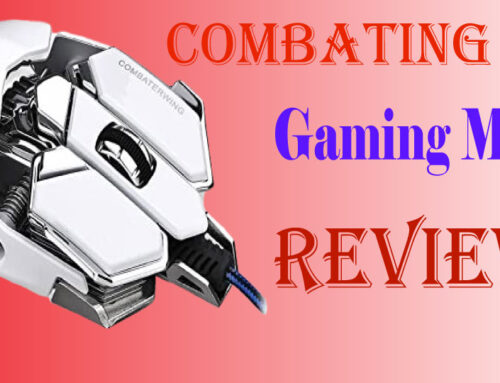 Combating Gaming Mouse 4800 Review