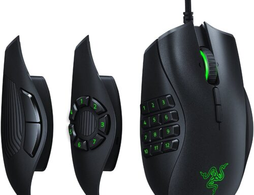 Razer Naga Trinity Gaming Mouse Review